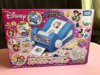 Disney 貼紙機
