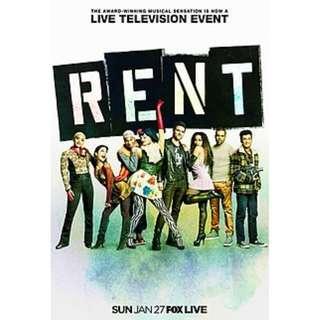 RENT Live on FOX Full High Quality Video 720p