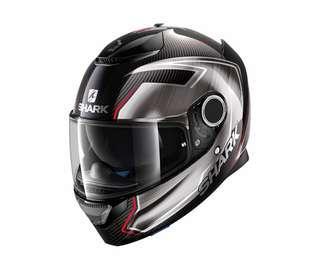 Shark Spartan Carbon Helmet *AUTHENTIC*