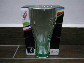 BN 2008 Coca Cola Glass Cup