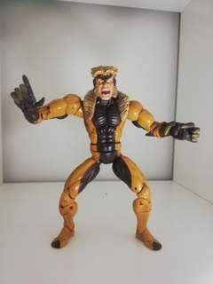 Marvel Legends Toybiz Sabretooth Series 5