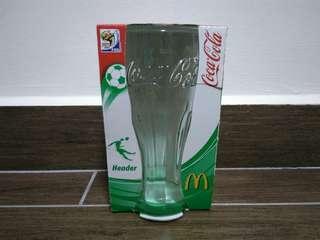 BN 2010 Coca Cola Glass Cup