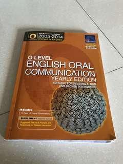 O Level English Oral Communication Ten Year Series