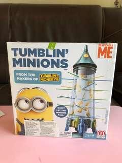 Tunblin' Minions