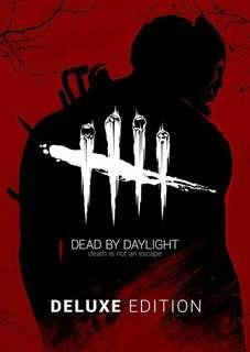 🚚 Dead by Daylight DELUXE edition STEAM PC