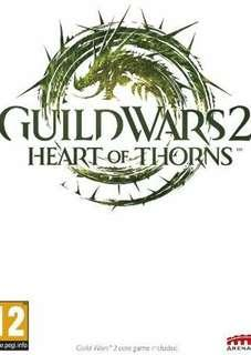 🚚 Guild Wars 2 Heart of Thorns PC