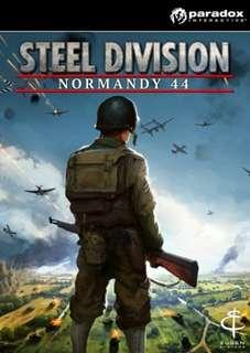 🚚 Steel Division Normandy 44 STEAM PC