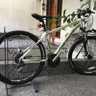 Barely Used MERIDA Matt 40 Mountain Bike
