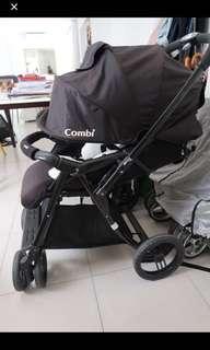 Combo Mega Ride Stroller Pram
