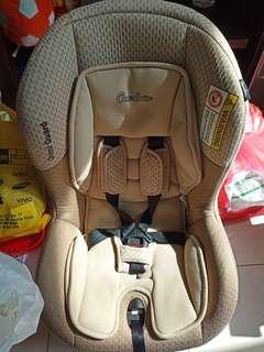 Car Seat Chocolatte