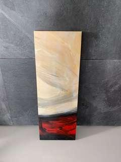 Oil Painting Drawing Canvas Frame