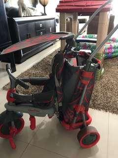 🚚 SMARTRIKE Tricycle