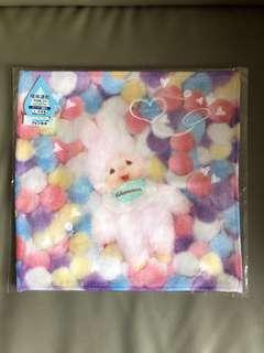 日本制 Monchhichi 毛巾 吸水速乾 made in Japan 25x25cm
