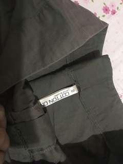 Hotpants cotton on hujau army