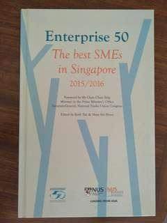 Enterprise 50 - The best SMEs in Singapore