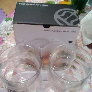 代友售 Outdoor Wine Glass Cups