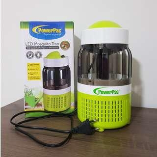 New PowerPac LED Mosquito Trap (with Suction Fan!!)