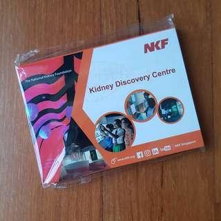 New National Kidney Foundation (NKF) Post It