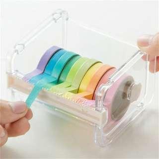 🚚 #04. Washi tapes holder/cutter