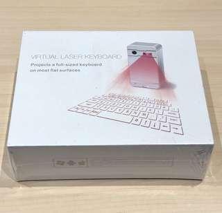 ***藍芽虛擬雷射鍵盤 .Bluetooth Virtual Laser Keyboard