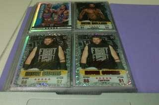 🚚 Various Slam Attax Card