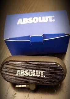 Absolut Bluetooth Speaker 藍牙喇叭