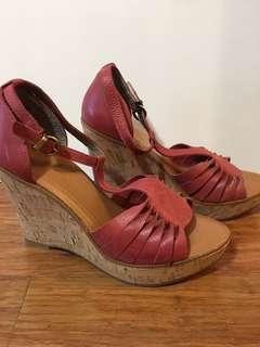 Banana Republic - Wedge Heel Sandal