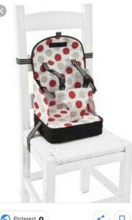 便攜式流動增高餐椅