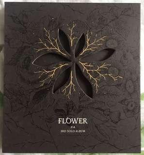 金俊秀 XIA JYJ TVXQ 東方神起 Flower CD