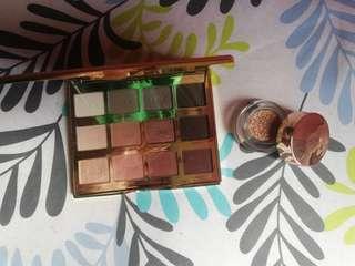 tarte eyeshadows set