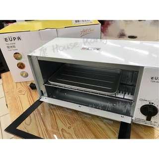🚚 全新未拆 EUPA 6L電烤箱/小烤箱 TSK-K0698 烤箱 麵包 厚片 吐司 披薩 烤雞 烤鴨