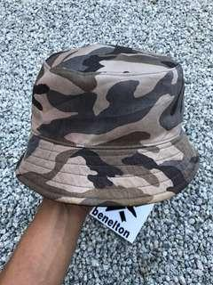 Bucket Hat Camo Coc Chip