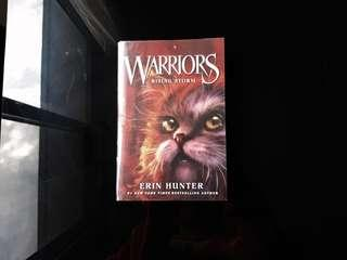 Warriors: Rising Storm by Erin Hunter