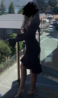 Ivy midi dress