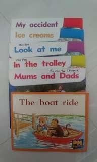 Kindergarten readers (6 books)
