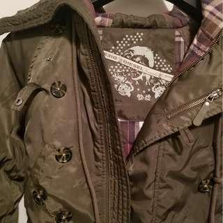 Jacket - Diesel - Olive - Size XXS