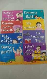 Preschool Books /  readers (8 books)