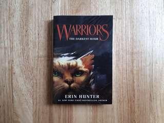 Warriors: The Darkest Hour by Erin Hunter