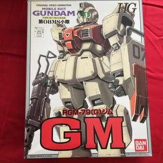 Gundam 08th MS Team HG RGM-79(G) GM
