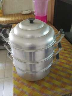 Periuk Kukus - Steamer Pot