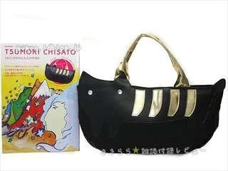 Tsumori Chisato 貓咪外形 手挽袋 (Tote Bag) ~ 🇯🇵日本雜誌附錄袋