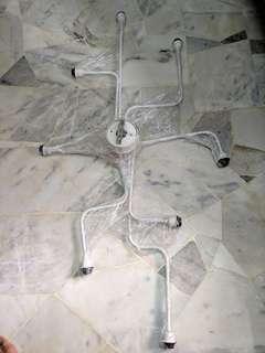 Custom Made ceiling lamp
