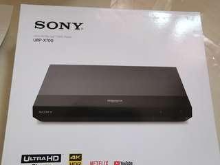 Sony UBP-X700 4K UHD Blu-Ray Player