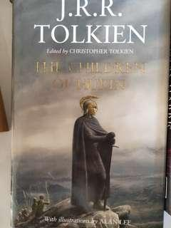 🚚 The Children of Hurin