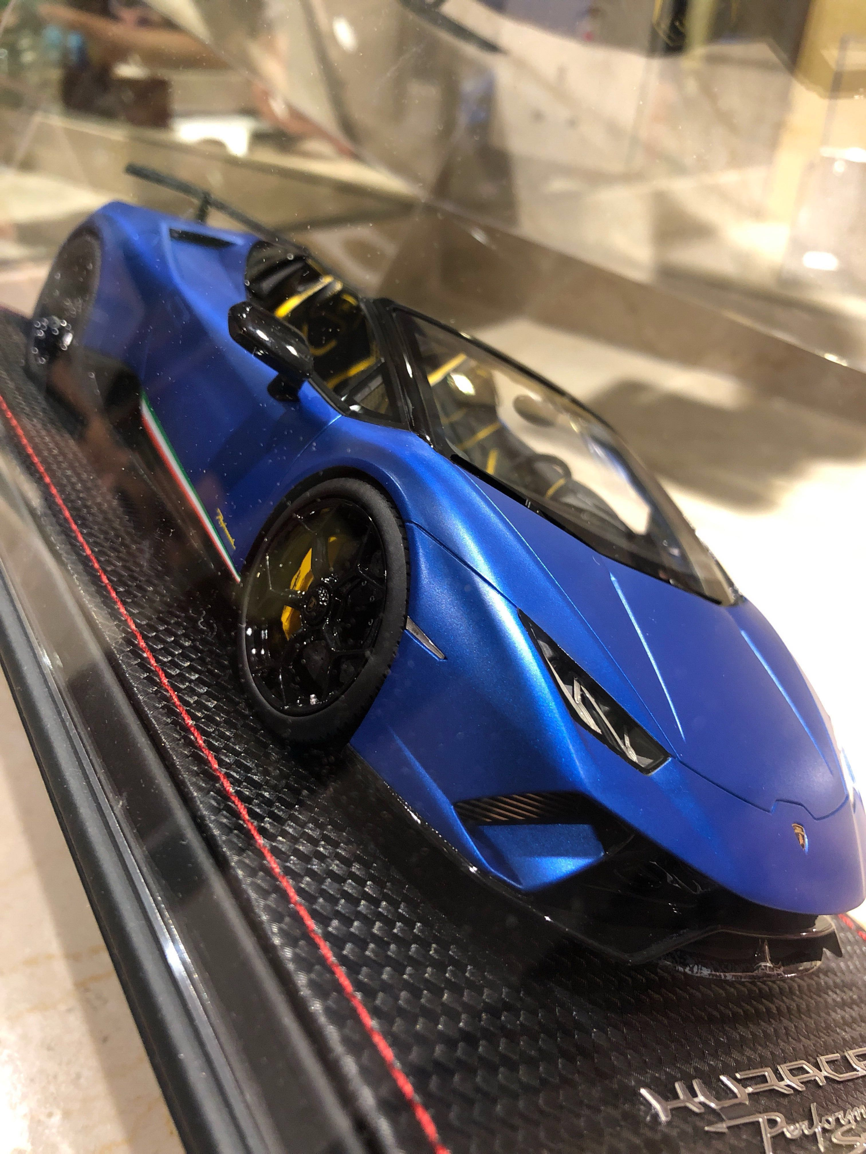 1 18 Mr Collection Lamborghini Huracan Performante Toys Games