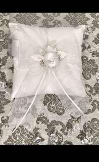 BRAND NEW WEDDING RING PILLOW