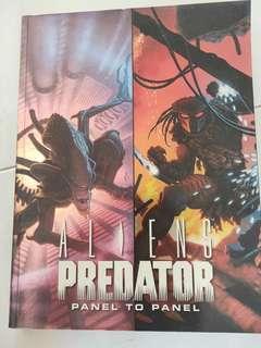 🚚 Aliens vs Predator: panel to panel