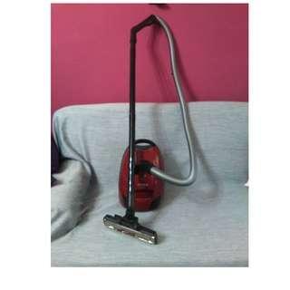 VACUUM CLEANER SHARP - FAULTY