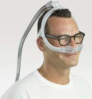🚚 ResMed AirFit™ N30i Nasal CPAP Mask with Headgear Starter Pack (Latest in the market!)