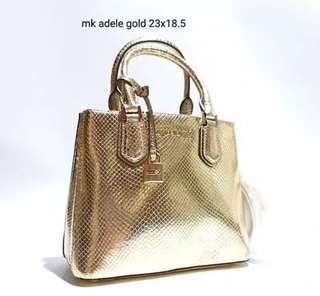 Michael kors adele gold authentic